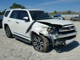 Salvage Toyota 4Runner